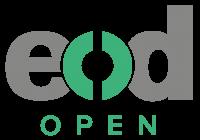 Logotip EOD open